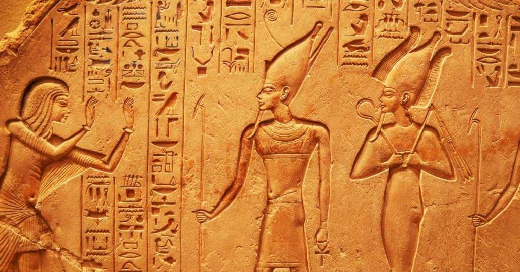 Rising to power through incest (Egypt)