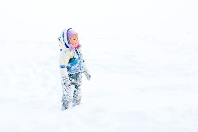 Why Swedish mothers leave their babies to nap in sub-zero temperatures 7