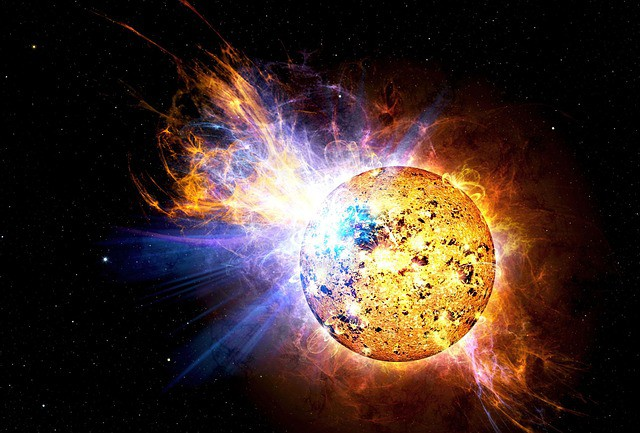 The Apocalypse of Heaven: what will happen to the earth because of the sun? 3