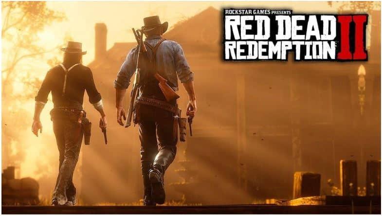 RDR 2 by Rockstar Games