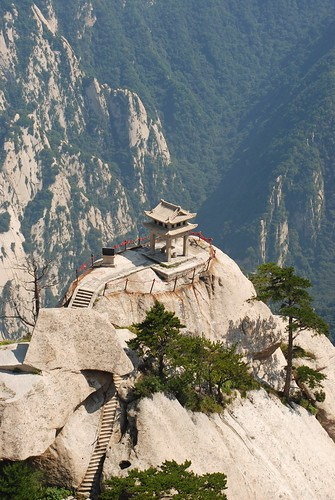 Mount Huashan, China: The Most Dangerous Hiking Trail in the World 10