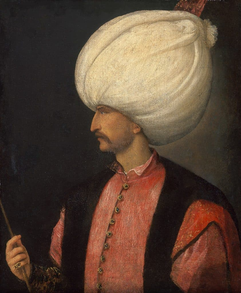 Suleiman the Magnificent - True Story of the most illustrious Sultan 3